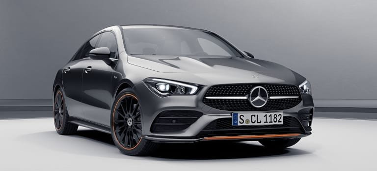 Mercedes-Benz Edition 1