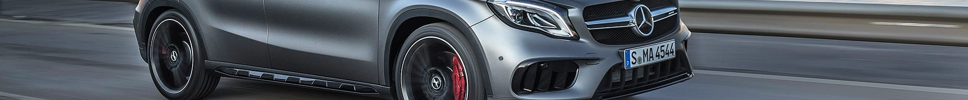 GLA - tuning & rims