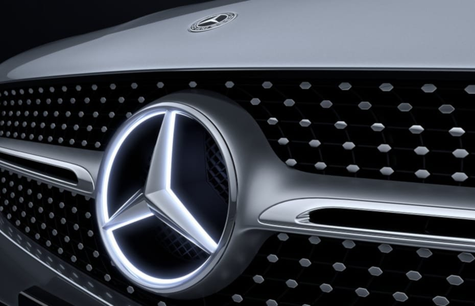 Genuine Parts From Mercedes Benz For Numerous Models