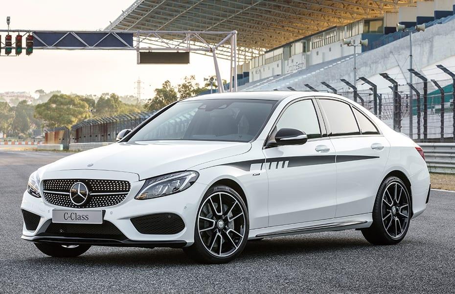 Autoaufkleber F/ür Mercedes Benz C Klasse W205 W204 C180 C200 C250 C300 C63 Coup/é AMG 2 St/ück Autot/ür Seitenrock Streifen Aufkleber Aufkleber Zubeh/ör