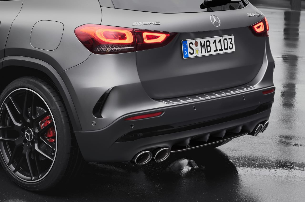 Mercedes-AMG GLA45 S 4MATIC+