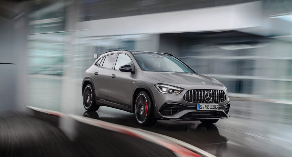 Mercedes-AMG GLA 45 (S) 4MATIC+