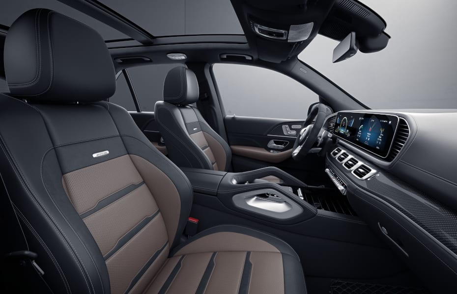 Mercedes-AMG GLE 53 4MATIC+: Interieur