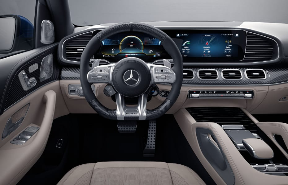 Mercedes-AMG GLE 63 (S) 4MATIC+: Interieur