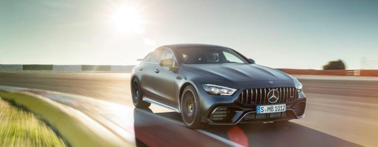 Mercedes Benz Amg Gt 4 Türer Coupé Mehr Raum Mehr Möglichkeiten