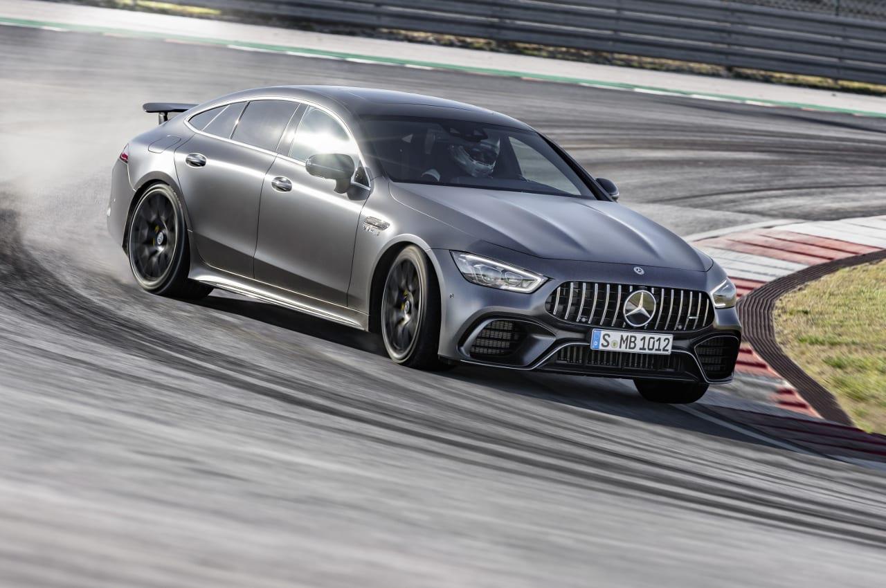 Mercedes gt 43