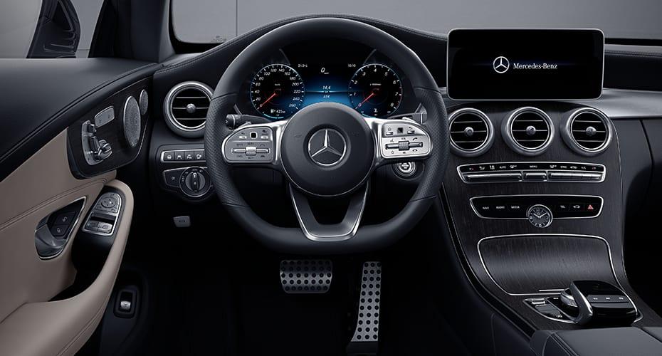 Das Mercedes-Benz C-Klasse Coupé | sportlich, elegant | Kunzmann