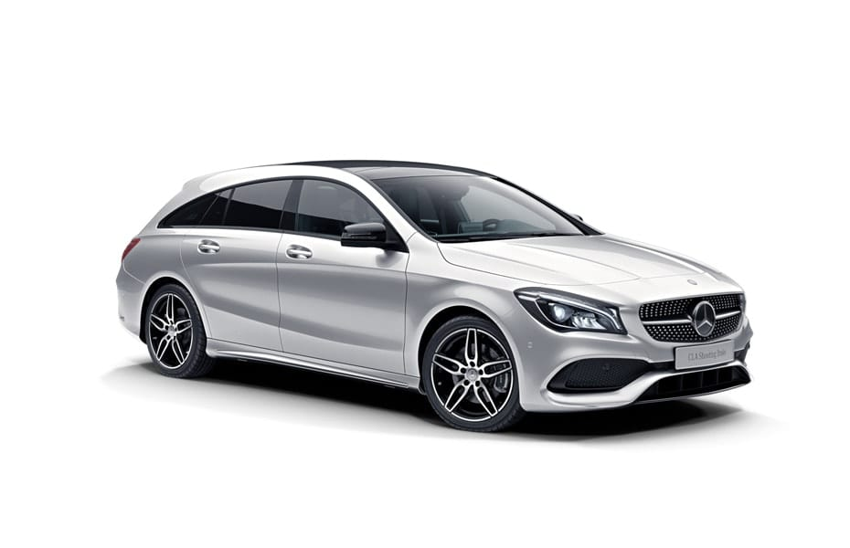 Mercedes-Benz CLA Shooting Brake X117