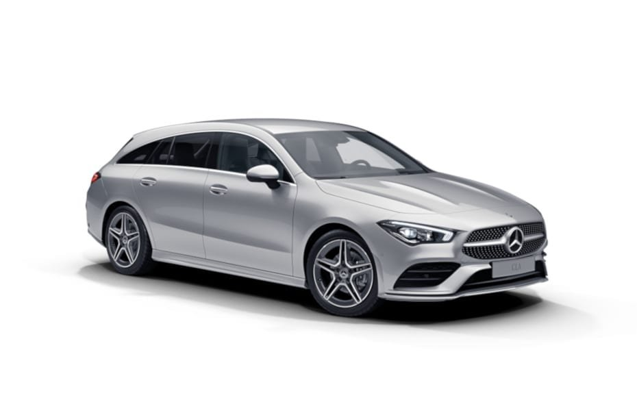 Mercedes-Benz CLA Shooting Brake X118