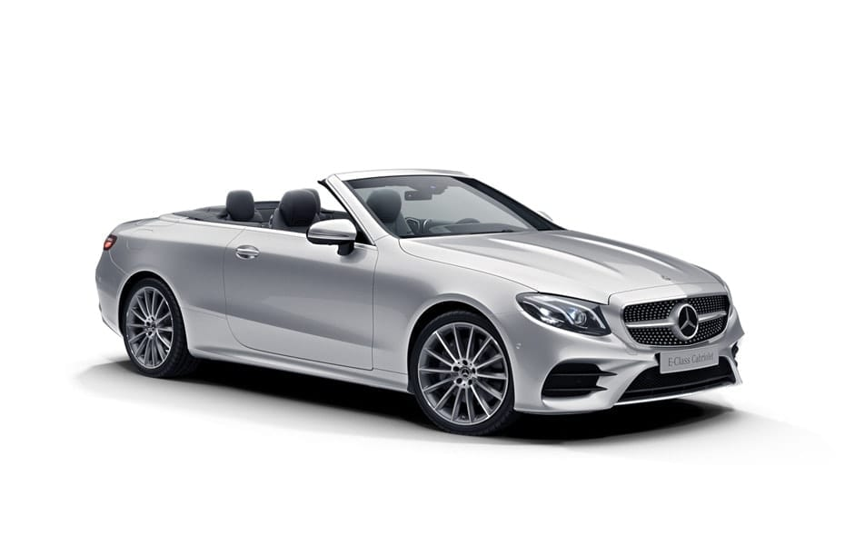 Mercedes-Benz E-Class coupé C238/ convertible model A238