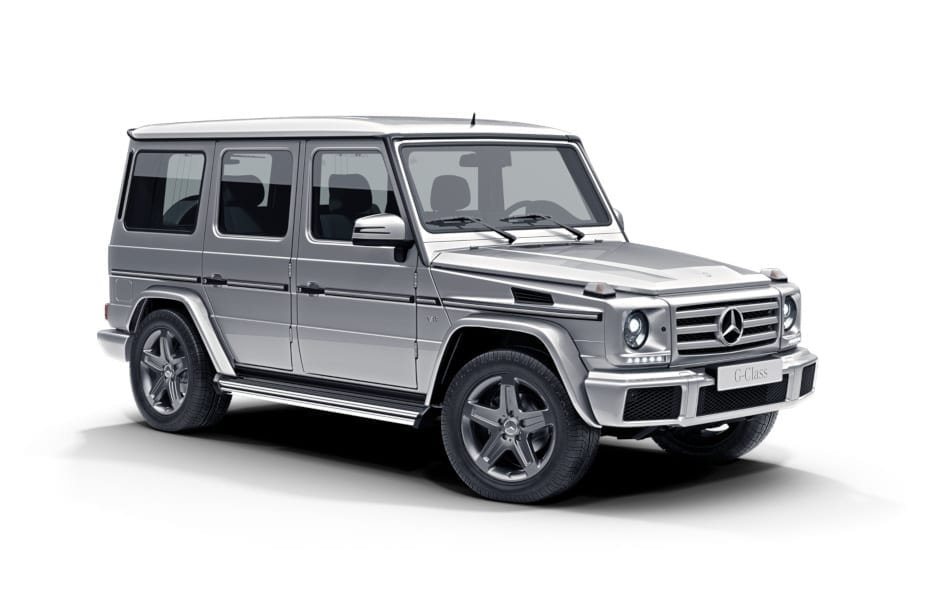 Mercedes-Benz G-Class sedan W463