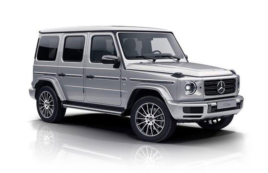 463 Puch G Endrohr für Mercedes G