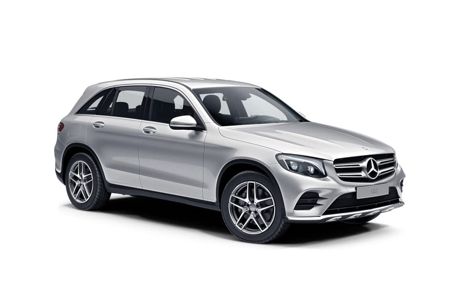 Mercedes-Benz GLC SUV X253