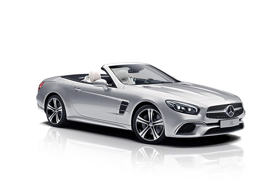 Mercedes-Benz SL-Roadster