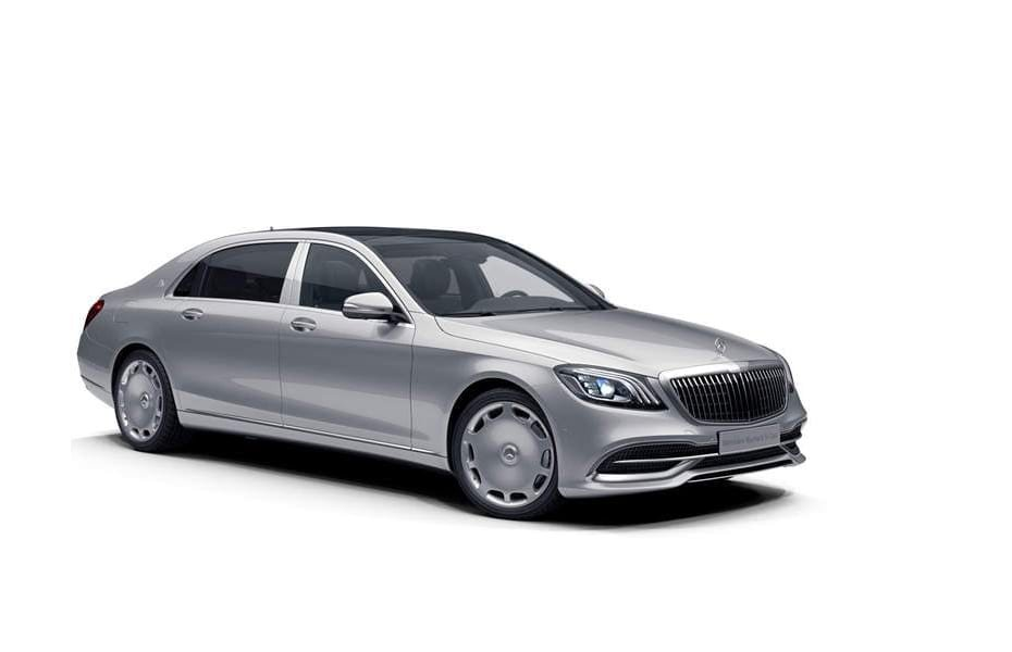 Mercedes-Benz S-Klasse Maybach X222