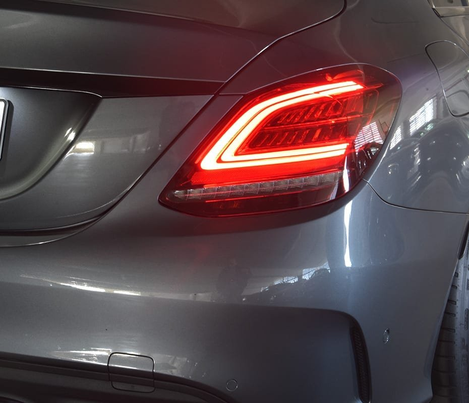 Mercedes-Benz C-Klasse W205 LED Facelift rear lights