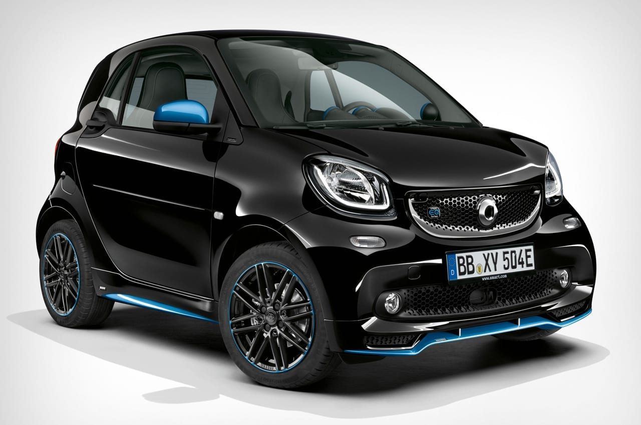 smart EQ fortwo Front