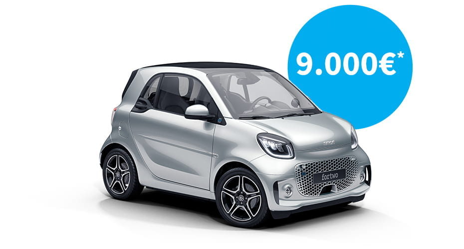 smart EQ 6000€ Prämie
